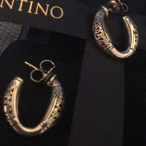 Konstantino Jewelry - Konstantino silver earrings